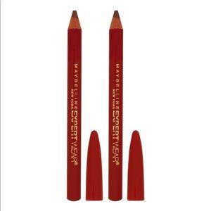 Maybelline twin eye & brow pencils